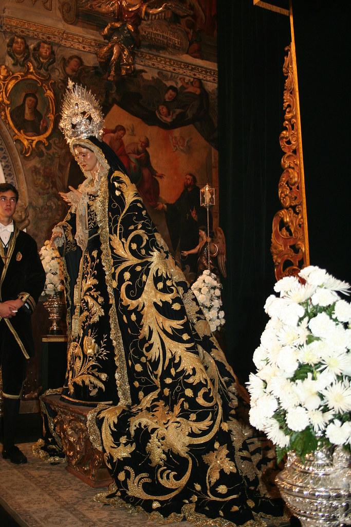 Besamanos de Nuestra Señora de las Tristezas 3