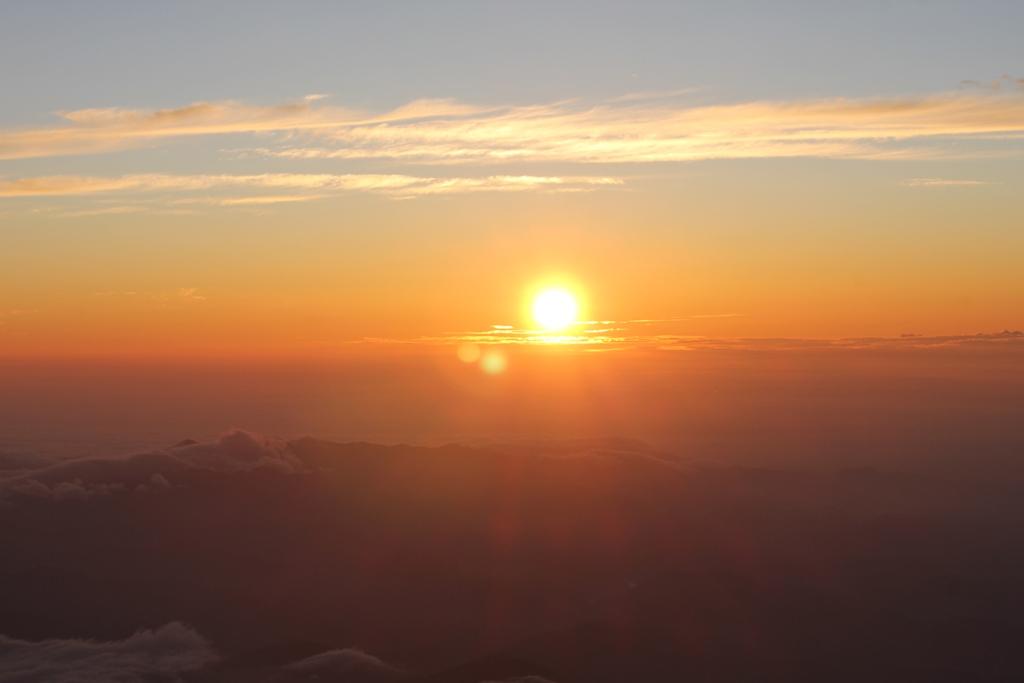 Mt. Fuji experience report (Yoshida route) Part4 (1)