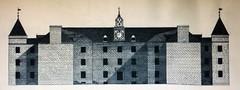 Montréal XVIIIè siècle. Le Séminaire de Saint-Sulpice.