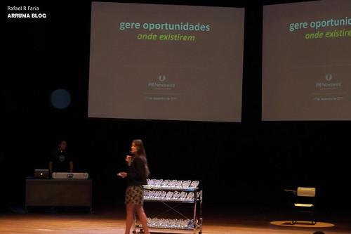 Top Blog 2011 - Entrega dos prêmios