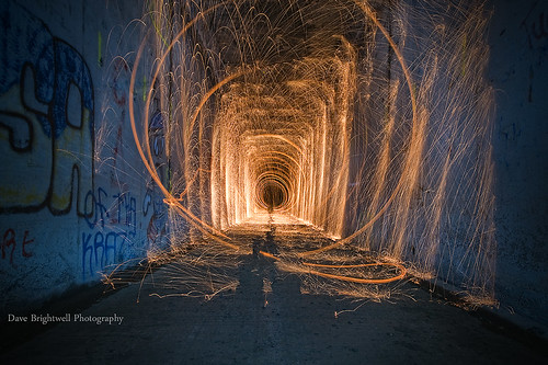 Tunnel Of Fire by jimmypop68