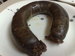 horn(0.0), shiitake(0.0), boudin(1.0), produce(1.0), food(1.0),