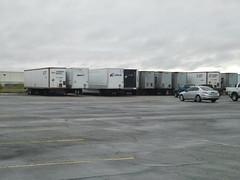 UPS Parking Lot