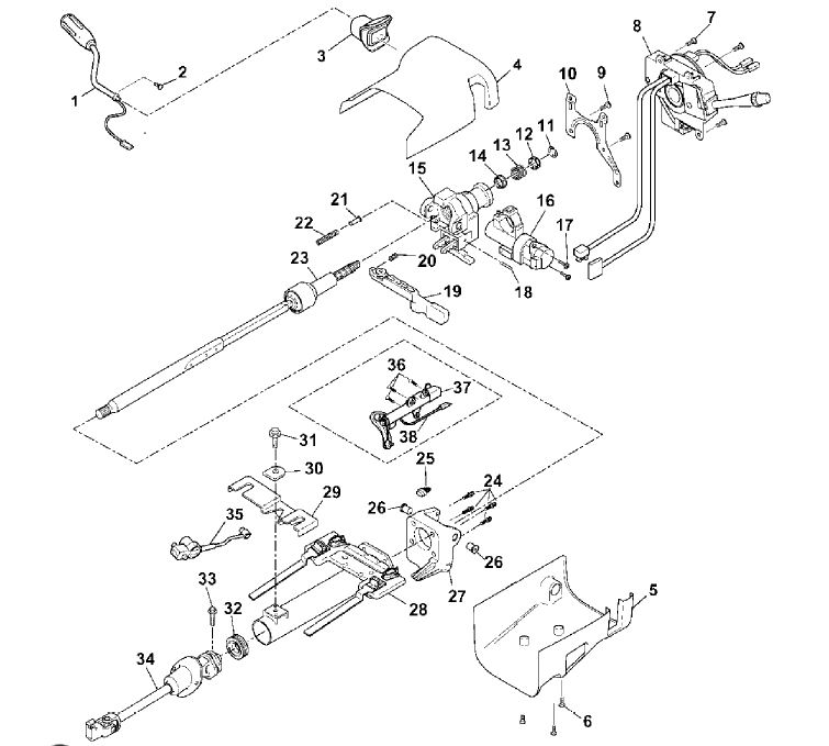2005 chevy colorado dash parts diagram  u2022 wiring diagram