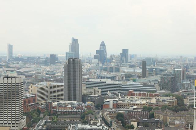 LONDON CALLING 173