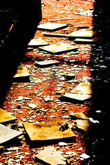 Shattered Ceiling Shattered Floor