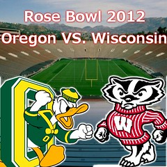 Badgers vs Ducks!