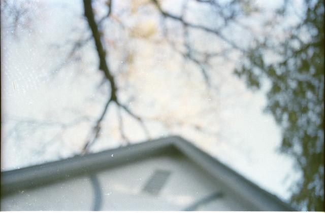 blurry s  lamar house
