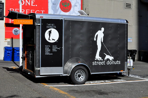 Street Donuts - Seattle
