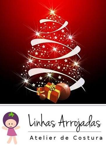 Boas festas Linhas Arrojadas by ♥Linhas Arrojadas Atelier de costura♥Sonyaxana