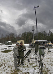 U.S. and Polish weathermen conduct annual Cadre Focus exercise at JMTC Grafenwoehr