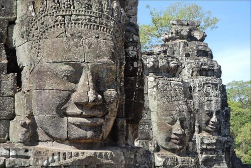 Le Bayon (Angkor)