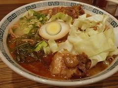 水, 2011-10-26 05:40 - 桂花 太肉麺