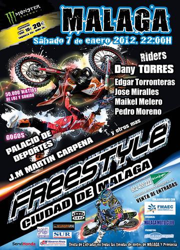 Freestyle Malaga 2012