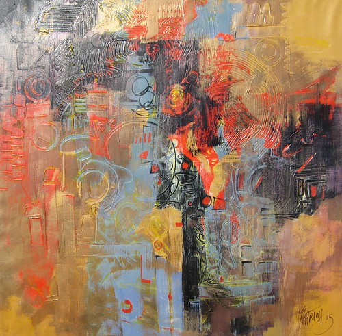 Painting - Abstract