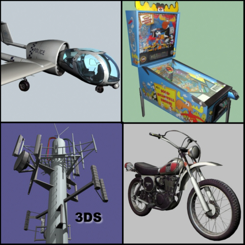 3D Model Free Download   3D Model Free Download Browse 1000