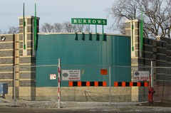 Burrows Avenue hydro station