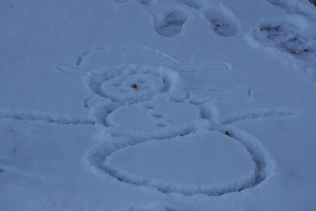 sara's snowman