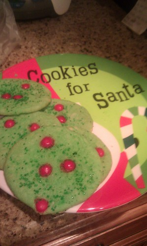 Santa's cookies! by sweet mondays