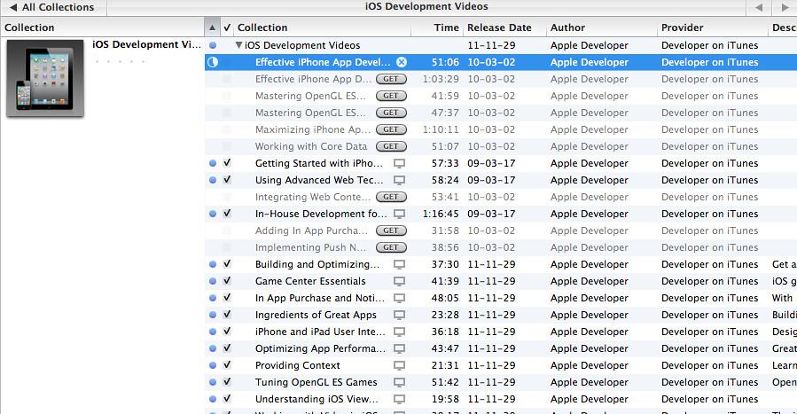 URGENT: iTunes U iOS development vids won't download - Ars