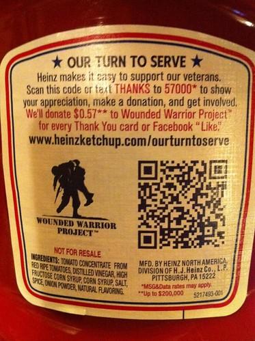 Ketchup QR Code