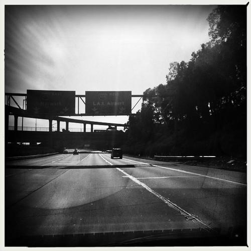 LAX Bound