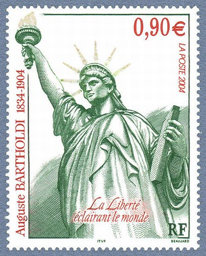 Auguste Bartholdi 1834-1904