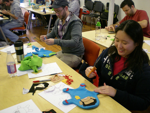 CCS Toy Workshop