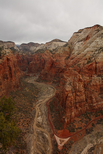 Zion National Park: The valley