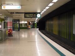 Frankfurt am Main - U-Bahnhof Merianplatz - Linie U4