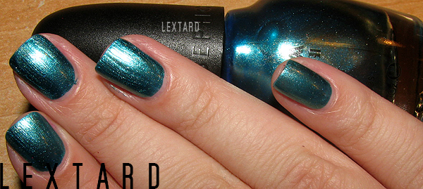 Sephora by OPI - Tempted By Teal