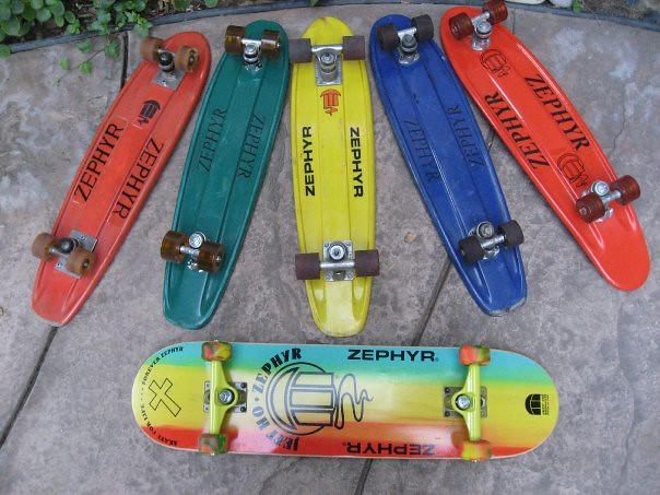 ZFlex Skateboards  Since 76