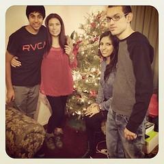 My Familia.