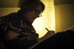 Peter Hein im Hansa-Studio 2011