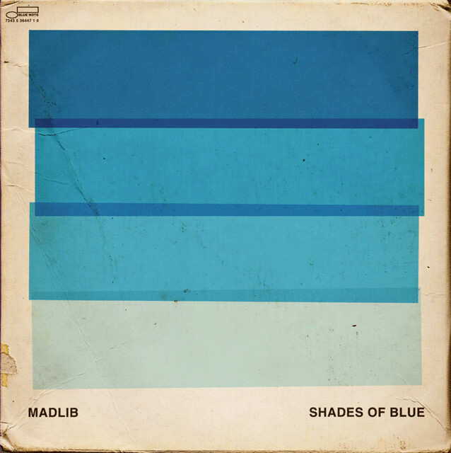 Madlib - Shades of Blue redesign