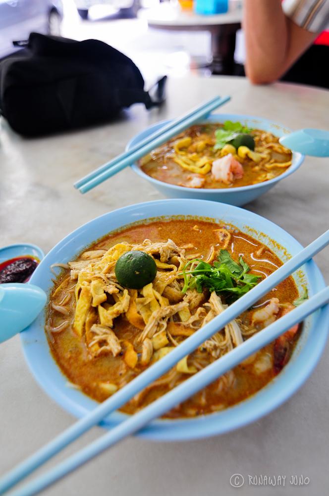 Laksa Borneo Malaysia