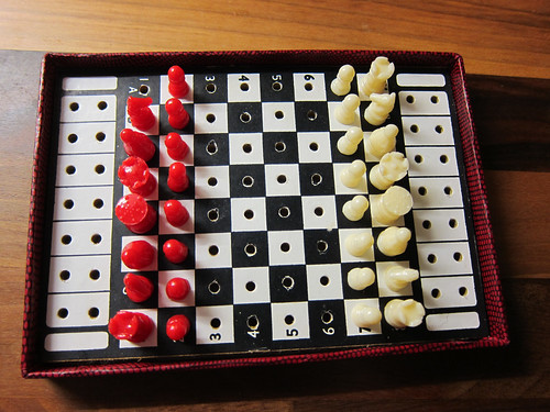 My First Chess Set by WJCruttenden