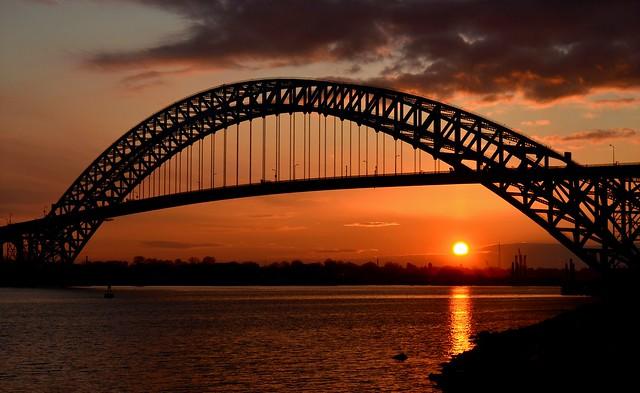 Last Sunset of 2011