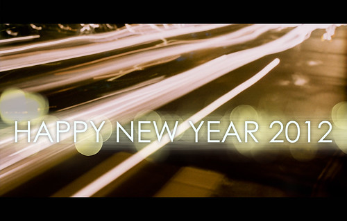 Happy New Year 2012.