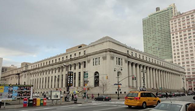 New York City U S Post Office Midtown Flickr Photo