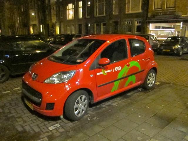 Green Car Share