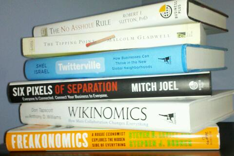 Books for 2012