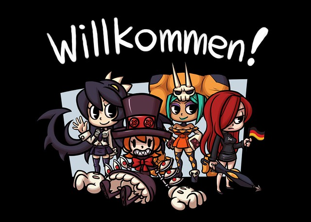 ChibiWelcome_German