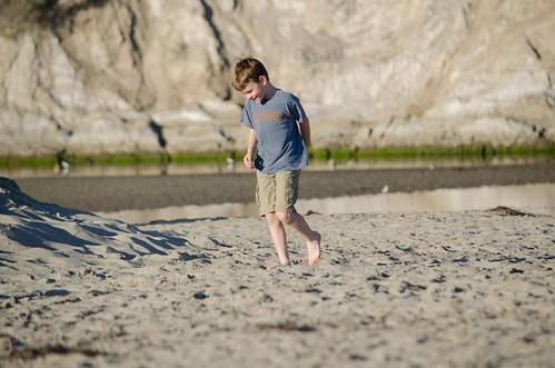 Goleta Beach 1-2-2012