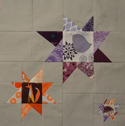 Stargazing block for Annabella