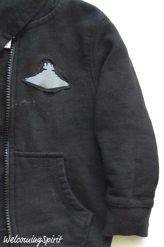 Star Wars Toddler Sweatshirt - front