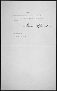 Message of President Franklin D. Roosevelt concerning national health, 01/23/1939 (page 4 of 4)