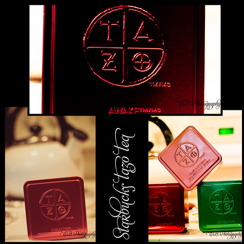 Starbucks Tazo Tea Sampler