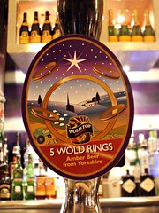 Wold Top, 5 Wold Rings, England