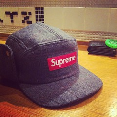 Supreme / Snap Up Trail Hat
